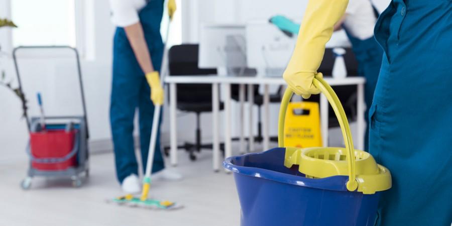 Servicio de limpieza profesional en Madrid