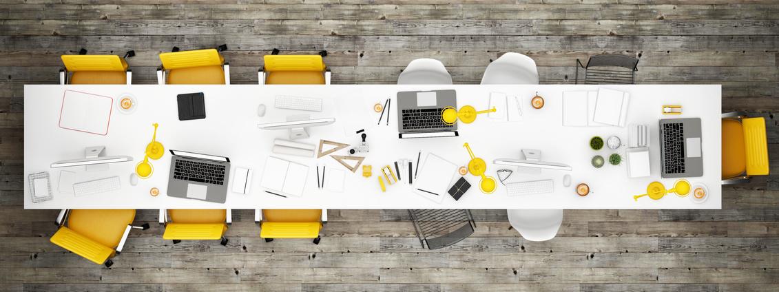Tipos de material para el suelo de tu oficina
