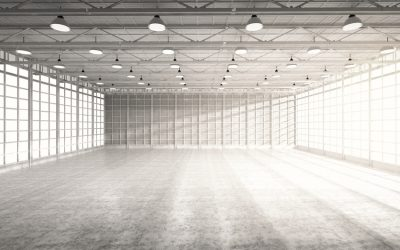 ¿Cómo mantener limpios los espacios industriales?