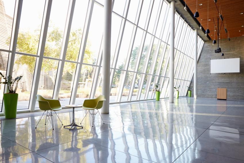Optimizar las zonas comunes de tu espacio de oficinas