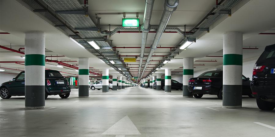 Limpieza de garajes y parkings en Madrid
