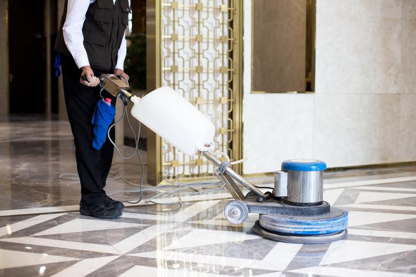 Maquina de limpieza