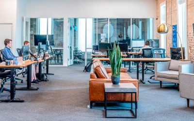 Tendencias de oficinas para el 2020