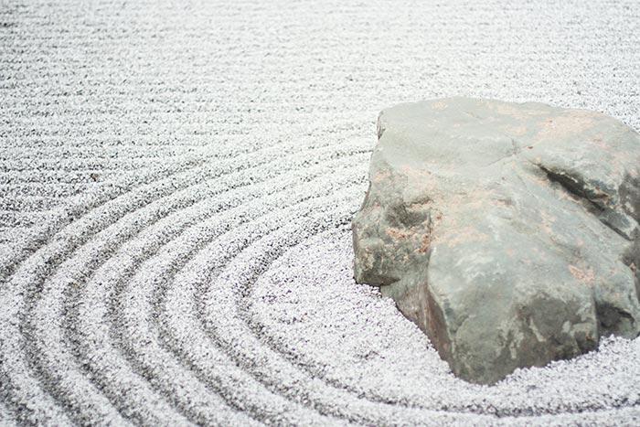 Interpretación de los Jardines Zen