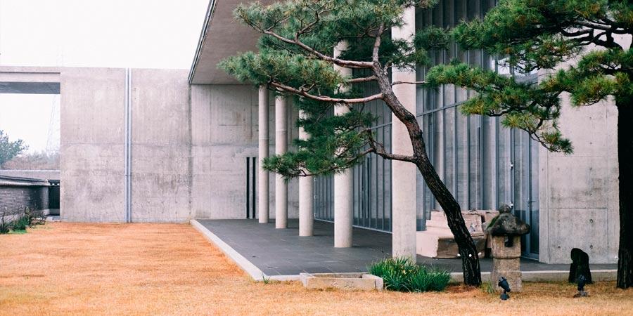 Jardines Zen espacios comunes