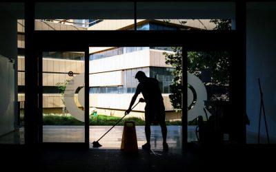 Limpieza de edificios. Tareas y recomendaciones.